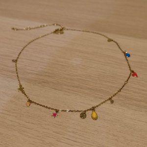 Loft choker necklace